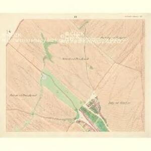 Neudorf (Nowawes) - m1863-1-003 - Kaiserpflichtexemplar der Landkarten des stabilen Katasters