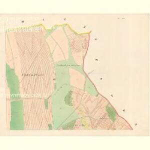 Banow - m0030-1-003 - Kaiserpflichtexemplar der Landkarten des stabilen Katasters