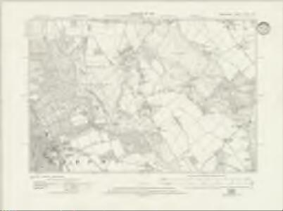Hampshire & Isle of Wight LXXXI.NE - OS Six-Inch Map