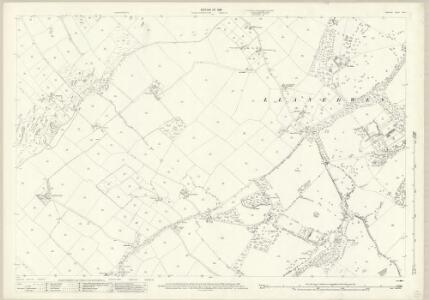 Anglesey XXIII.1 (includes: Llanddaniel Fab; Llanidan) - 25 Inch Map