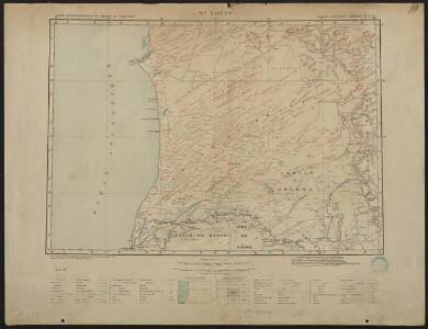 Saint-Louis. Edition provisoire (Afrique)
