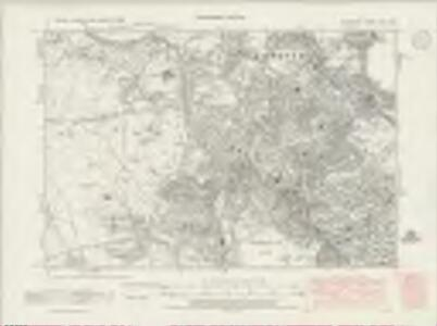 Devonshire CXVI.SW - OS Six-Inch Map
