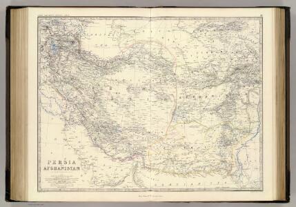 Persia, Afghanistan.