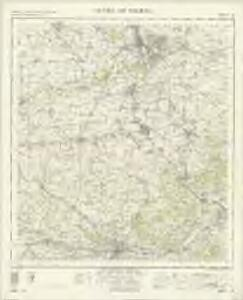 Oxford and Newbury - OS One-Inch Map