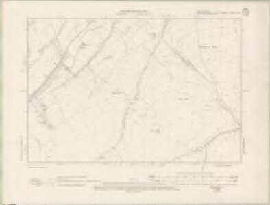 Perth and Clackmannan Sheet CXXVI.NE - OS 6 Inch map