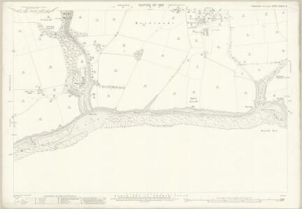 Yorkshire CXXVIII.16 (includes: Bridlington; Flamborough) - 25 Inch Map
