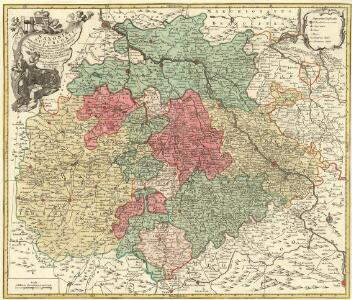 Saxoniae Superioris, Praesertim Electoralis Circulus