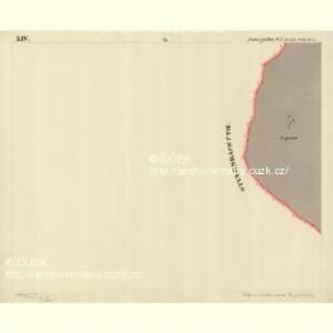 Aussergefild - c3755-1-014 - Kaiserpflichtexemplar der Landkarten des stabilen Katasters