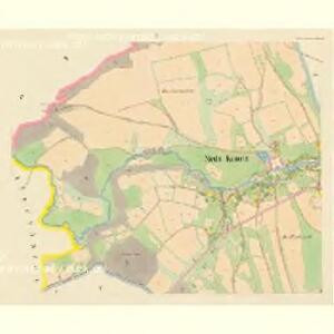 Nieder Kamnitz - c1307-1-002 - Kaiserpflichtexemplar der Landkarten des stabilen Katasters