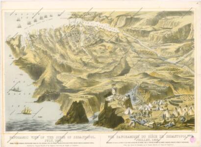 bez titulu: soubor panoramat – Krymská válka