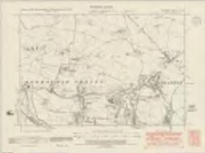Wiltshire X.SE - OS Six-Inch Map