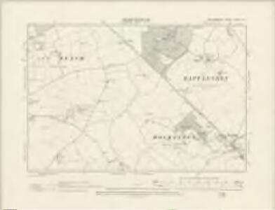 Bedfordshire XXVIII.NE - OS Six-Inch Map