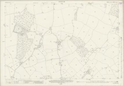 Essex (New Series 1913-) n XLIV.12 (includes: Great and Little Leighs; Terling) - 25 Inch Map