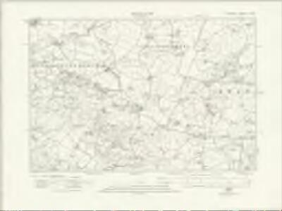 Anglesey II.SW - OS Six-Inch Map
