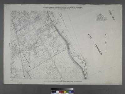 Sheet No. 34. [Includes Belair Road, Hope Avenue, Evelyn Place, St.Johns's Avenue, Shore Acres and Fort Wadsworth.]; Borough of Richmond, Topographical Survey.