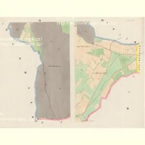 Straschin - c7389-1-003 - Kaiserpflichtexemplar der Landkarten des stabilen Katasters