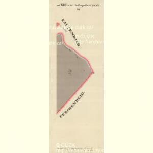 Aussergefild - c3755-1-020 - Kaiserpflichtexemplar der Landkarten des stabilen Katasters