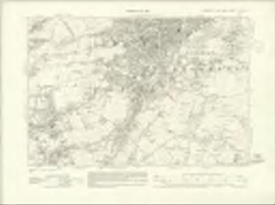 Yorkshire CC.NE - OS Six-Inch Map