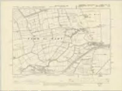 Lincolnshire CXLIV.SW - OS Six-Inch Map