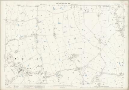 Cheshire XIX.13 (includes: Cheadle and Gatley; Manchester; Wilmslow) - 25 Inch Map