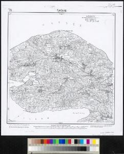 Meßtischblatt 78 : Norburg (Insel Alsen), 1879