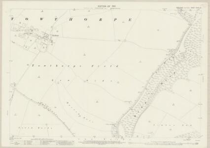 Yorkshire CXLIII.15 (includes: Fimber; Sledmere) - 25 Inch Map