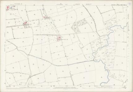 Yorkshire CCVIII.13 (includes: Foggathorpe; Holme Upon Spalding Moor; Seaton Ross) - 25 Inch Map