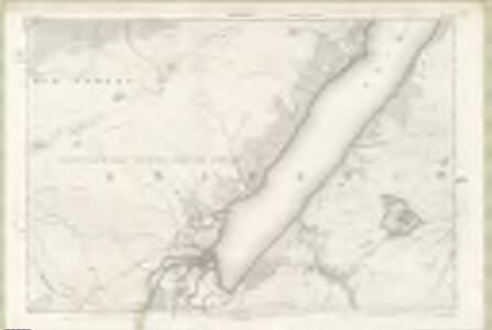 Inverness-shire - Mainland Sheet LXVIII - OS 6 Inch map