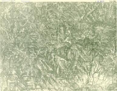 III. vojenské mapování 4365/4