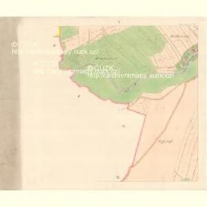 Unter Langendorf (Dilnj Laucka) - m0488-1-005 - Kaiserpflichtexemplar der Landkarten des stabilen Katasters