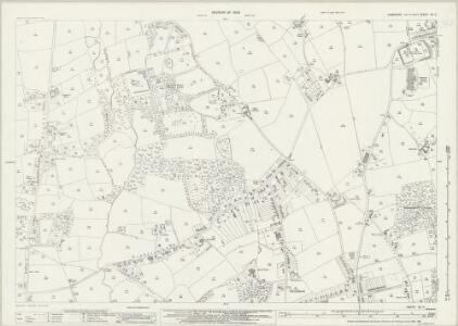 Hampshire and Isle of Wight XC.5 (includes: Cowes) - 25 Inch Map