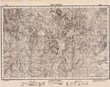 Lambert-Cholesky sheet 3773 (Vârful Pietrosul)