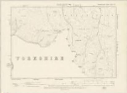 Westmorland XXXV.NW - OS Six-Inch Map