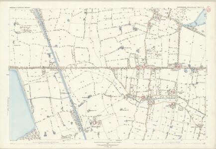 Staffordshire L.9 (includes: Brewood; Stretton) - 25 Inch Map