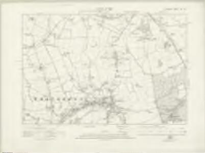 Wiltshire XV.SE - OS Six-Inch Map