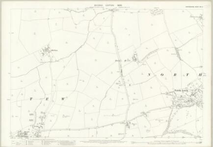 Oxfordshire XVI.5 (includes: Deddington; Duns Tew; North Aston) - 25 Inch Map