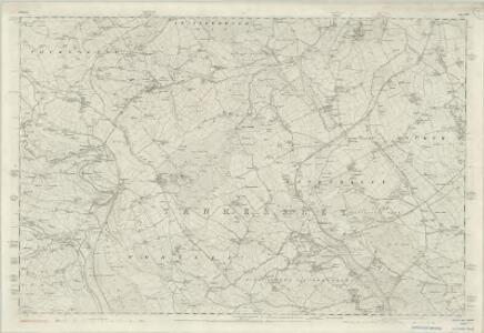 Yorkshire 282 - OS Six-Inch Map
