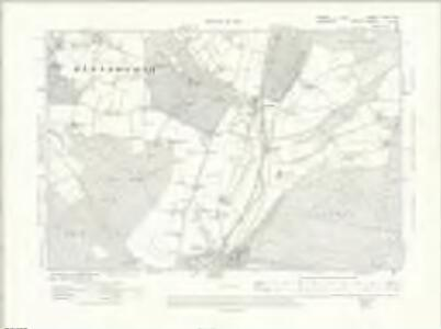 Sussex XLVII.NW - OS Six-Inch Map