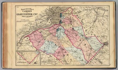 Camden, Gloucester counties, N.J.