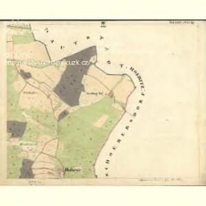 Muggrau - c4814-1-003 - Kaiserpflichtexemplar der Landkarten des stabilen Katasters