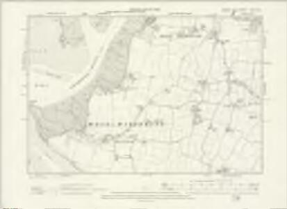 Sussex LXXII.NE - OS Six-Inch Map
