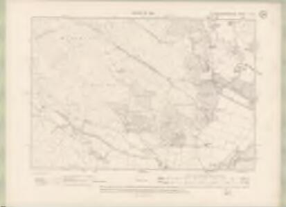 Kirkcudbrightshire Sheet L.SW - OS 6 Inch map