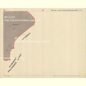 Dörrstein - c7558-1-005 - Kaiserpflichtexemplar der Landkarten des stabilen Katasters