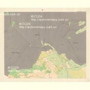 Brumow - m0231-1-005 - Kaiserpflichtexemplar der Landkarten des stabilen Katasters