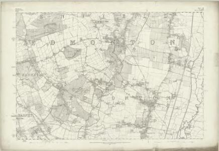 Middlesex VII - OS Six-Inch Map