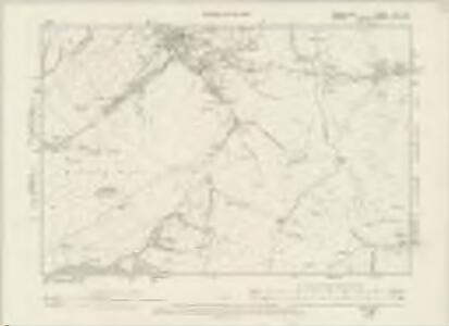 Cumberland XLII.NE - OS Six-Inch Map