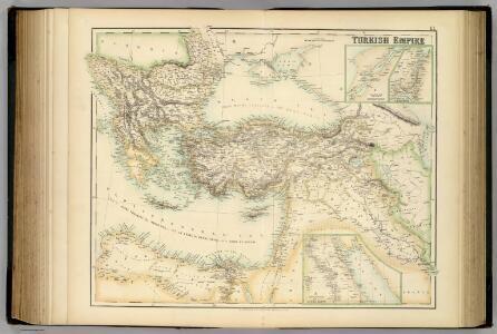 Turkish Empire.