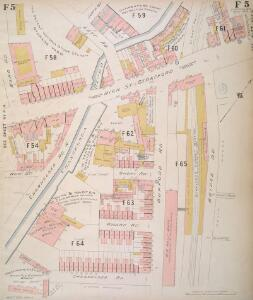 Insurance Plan of London North East District Vol. F: sheet 5