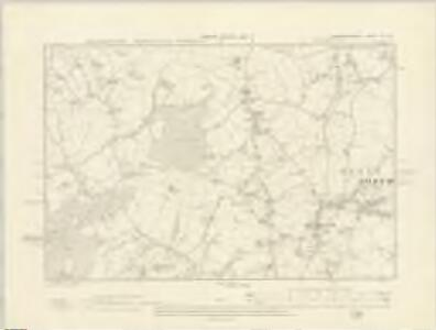 Worcestershire XV.NE - OS Six-Inch Map