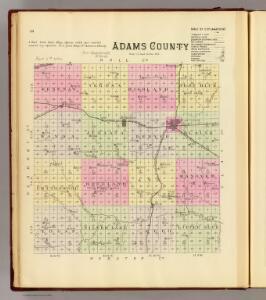 Adams County.